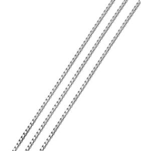 Brilio Silver Stříbrný řetízek Venezia 45 cm 471 086 00158 04 - 1,92 g