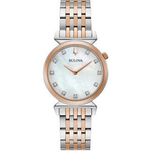 Bulova Ladies Classic Quartz Regatta 98P192