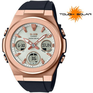 Casio Baby-G Tough Solar G-MS MSG-S600G-1AER (000)