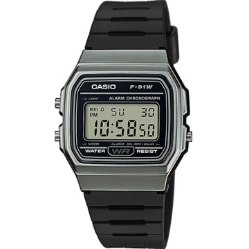 Casio Collection F-91WM-1BEF