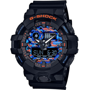 Casio G-Shock Original City Camouflage Series GA-700CT-1AER (607)