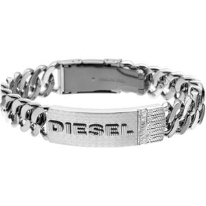 Diesel Masívní ocelový náramek DX0326040