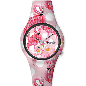 Doodle Nature Mood Flamingo DO35004