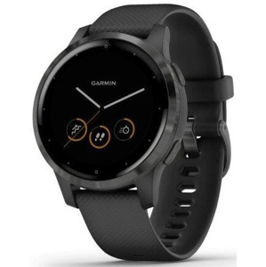 Garmin VívoActive4S Gray/Black Band