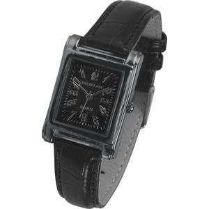 heine Analogové hodinky černá
