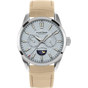 Jacques Lemans Liverpool Moon Phase 1-1804B