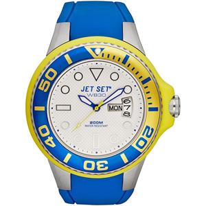 Jet Set Analogové hodinky WB30 J55223-16 s vodotěsností 20 ATM