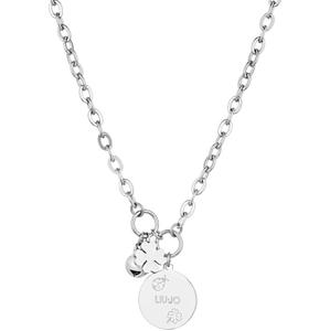 Liu.Jo Ocelový náhrdelník pro štěstí LJ1145 - SLEVA