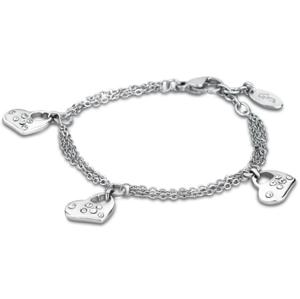 Lotus Style Zamilovaný ocelový náramek LS1746-2/1