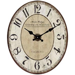 Lowell Nástěnné hodiny 14860