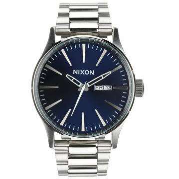 Nixon SENTRY SS BLUESUNRAY analogové sportovní hodinky