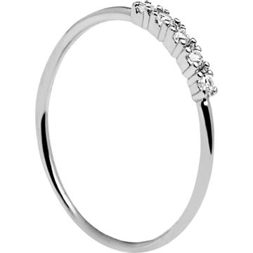 P D PAOLA Prsten stříbrná