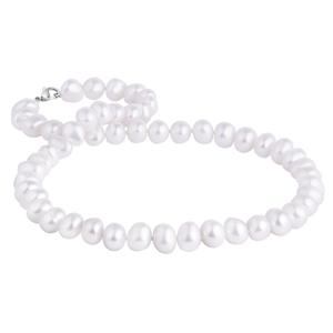 Perlový náhrdelník ze sladkovodních perel KLENOTA