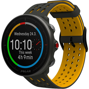Polar VANTAGE M2 Grey-Yellow