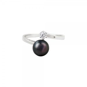 Prsten s perlou 325-087-0308 51-2.00g