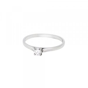Prsten soliter s briliantem 314-356-5810 52-1.80g
