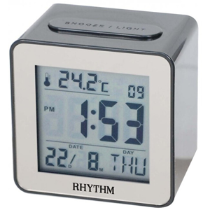 Rhythm LCD stolní hodiny LCT076NR02