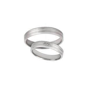 Snubní prsteny 220-063-A522 4.30g