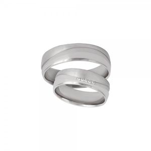 Snubní prsteny 220-063-L124 4.60g