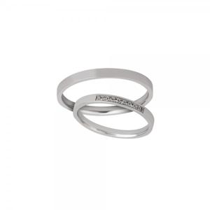 Snubní prsteny 220-063-L133 1.75g