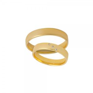 Snubní prsteny 220-063-R343 4.70g