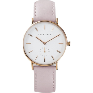 THE HORSE ROSE GOLD / BABY PINK LEATHER