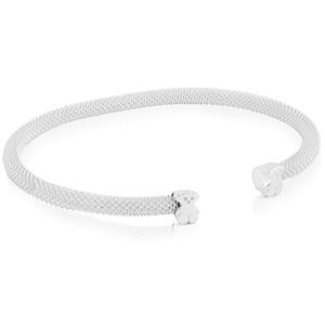 Tous Pevný stříbrný náramek s medvídky 715270130-S - stříbro 925/1000 5 g + obecný kov 1 g