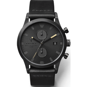 TRIWA SORT OF BLACK CHRONO BLACK CLASSIC
