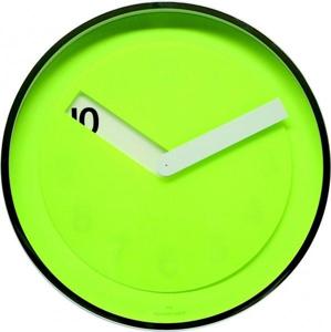 TWINS Nástěnné hodiny Twins 08 green