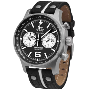 "Vostok Europe Expedition ""NORTH POLE-1"" Chrono 6S21-5955199"
