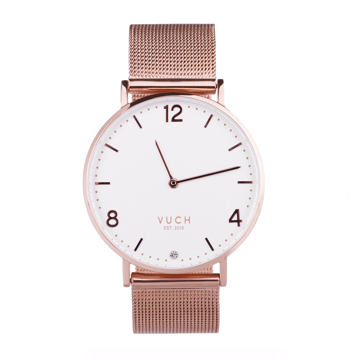 Vuch rose gold hodinky Seleny